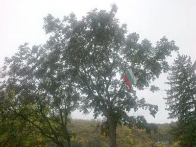 Развей българското знаме!