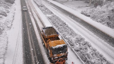 Пътищата в Община Враца са проходими при зимни условия