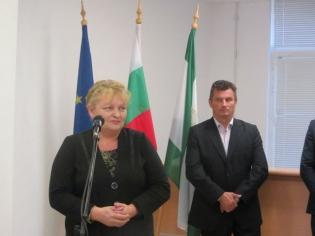 Областният управител поздрави Бяла Слатина за реализирания проект.