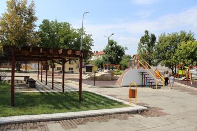 """Проект възроди и любимия парк """"Слончето""""."""