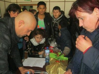 Годжи дава стипендия за отличник в Криводол