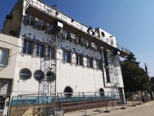 Преобразяват сградата на старото читалище.