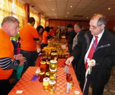 Рекорден брой посетители на Празника на меда в Козлодуй