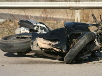 Тийнейджъри пострадаха при катастрофа с мотор