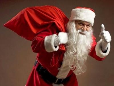 Дядо Коледа и Снежанка обикалят в Роман