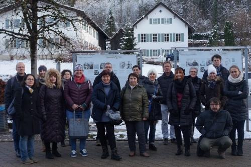 Учители от Враца посетиха Залцбург