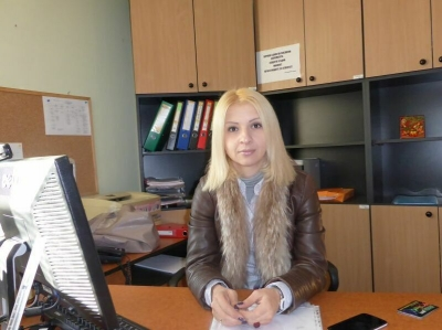 Лора Лазарова сменя Миглена Георгиева във фонд