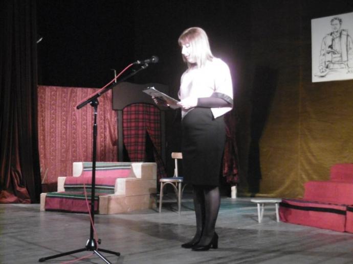 Директорът Христина Петкова поздрави всички присъстващи