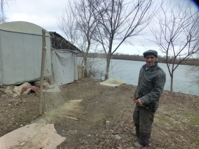 Трудна година за дунавските рибари