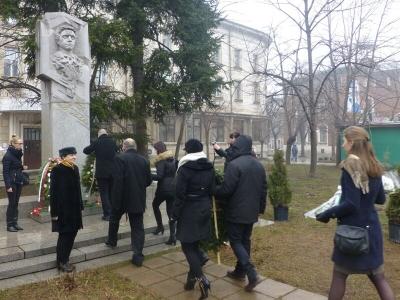Враца се преклони пред подвига на Васил Левски