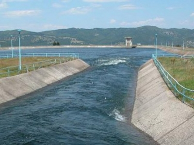 Довеждащият водопровод от яз. Среченска бара до Враца е най-тежкият етап от Водния цикъл.