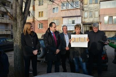 Стартира обновяването на поредния блок във Враца