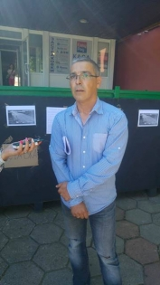 Иван Иванов - инициатор на протеста.