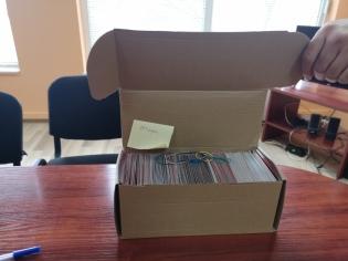 189 карти ползвали служители на малката общинска администрация.