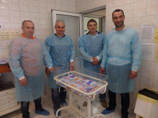 """""""Ротари клуб""""-Враца с щедро дарение за болницата"""