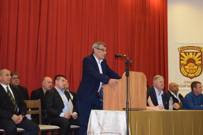Славей Костодинов е новият председател на ОбС