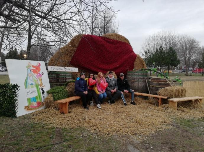 Много инициативи за Свети Валентин организира младежкия парламент в Козлоздуй